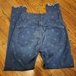 Twiggy Dancer James Jeans Size 25